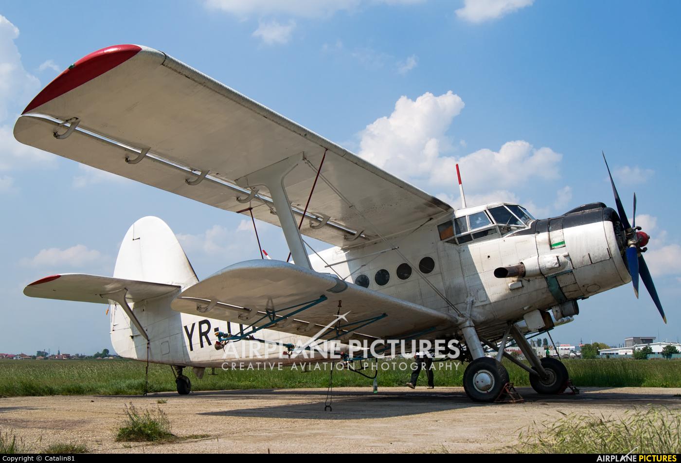 Private YR-TIT aircraft at Aerodromul Balta Verde - Craiova