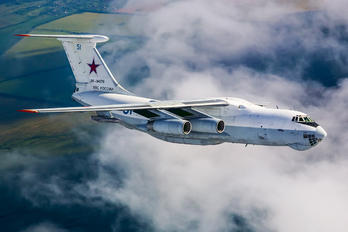 RF-94276 - Russia - Air Force Ilyushin Il-78