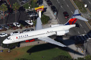 N971AT - Delta Air Lines Boeing 717 aircraft
