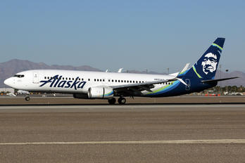 N553AS - Alaska Airlines Boeing 737-800