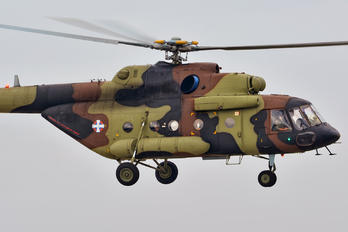 12492 - Serbia - Air Force Mil Mi-17V-5