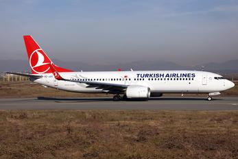 TC-JZG - Turkish Airlines Boeing 737-800