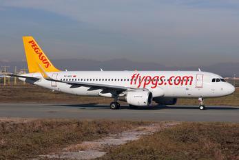 TC-DDC - Pegasus Airbus A320