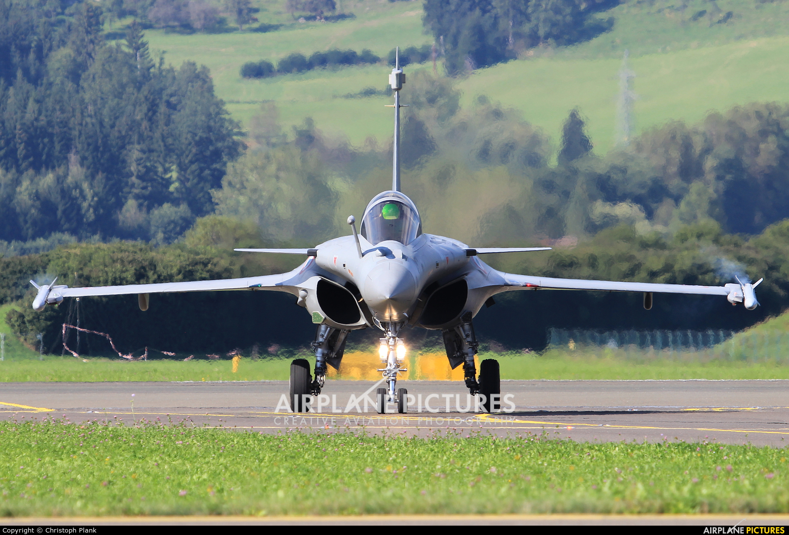 France - Air Force 142 aircraft at Zeltweg
