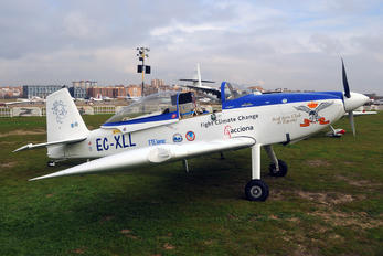EC-XLL - Private Vans RV-8