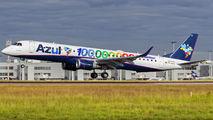 PR-AXS - Azul Linhas Aéreas Embraer ERJ-195 (190-200) aircraft