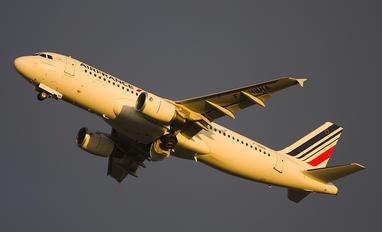 F-HBNA - Air France Airbus A320