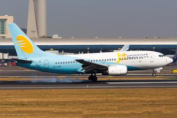 VT-JLB - JetKonnect Boeing 737-700