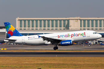 SP-HAG - Go Air Airbus A320