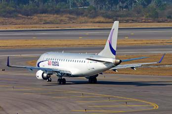 VT-LVR - Air Costa Embraer ERJ-190 (190-100)