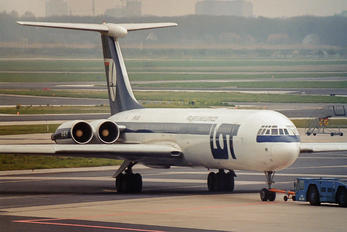 SP-LBE - LOT - Polish Airlines Ilyushin Il-62 (all models)