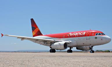 PR-AVJ - Avianca Brasil Airbus A318