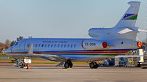 V5-GON - Namibia-Goverment Dassault Falcon 7X aircraft