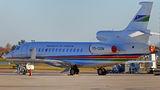 Namibia Government jet visits Paris