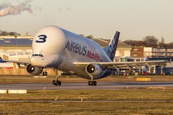 F-GSTC - Airbus Industrie Airbus A300 Beluga