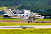 OO-ASL - Air Service Liege Beechcraft 200 King Air aircraft