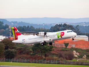 CS-DJB - TAP Express ATR 72 (all models)