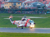 EC-FTB - Spain - Coast Guard Sikorsky S-61N aircraft