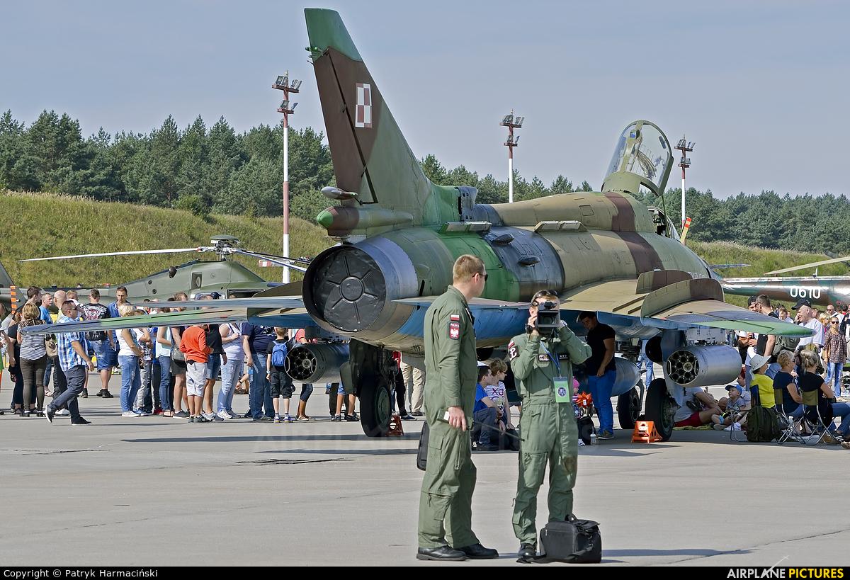 Poland - Air Force 3812 aircraft at Mirosławiec