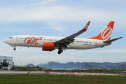 PR-GUA - GOL Transportes Aéreos  Boeing 737-800 aircraft