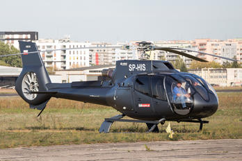 SP-HIS - Private Airbus Helicopters AS350