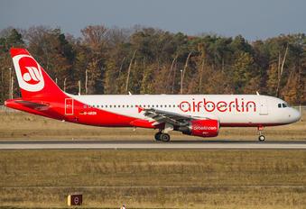D-ABZN - Air Berlin Airbus A320