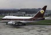 VP-BAT - Qatar Amiri Flight Boeing 747SP aircraft