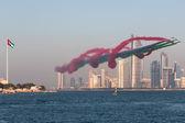 "#2 United Arab Emirates - Air Force ""Al Fursan"" Aermacchi MB-339NAT - taken by Salem Alzaabi"