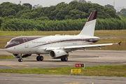 G-OACJ - TAG Aviation Airbus A319 CJ aircraft