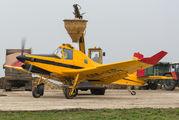 OM-VIB - Aero Slovakia Zlín Aircraft Z-137T Turbočmelák aircraft
