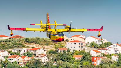 844 - Croatia - Air Force Canadair CL-415 (all marks)