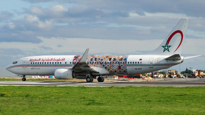 CN-RGF - Royal Air Maroc Boeing 737-800