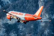 G-EZIW - easyJet Airbus A319 aircraft