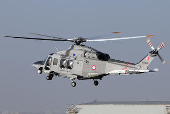 AS1630 - Malta - Armed Forces Agusta Westland AW139