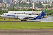 PR-ABB - ABSA Cargo Boeing 767-300F aircraft