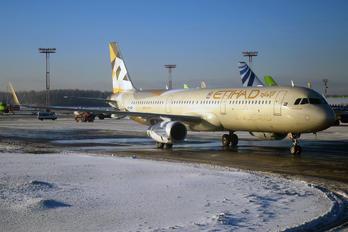 A6-AEH - Etihad Airways Airbus A321