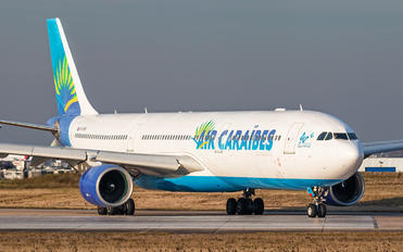 F-OONE - Air Caraibes Airbus A330-300