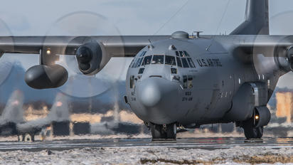 AF74663 - USA - Air Force Lockheed C-130E Hercules