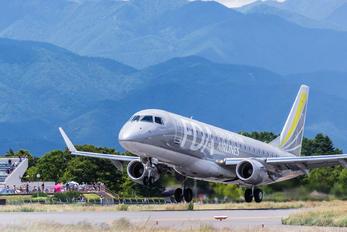 JA10FJ - Fuji Dream Airlines Embraer ERJ-175 (170-200)