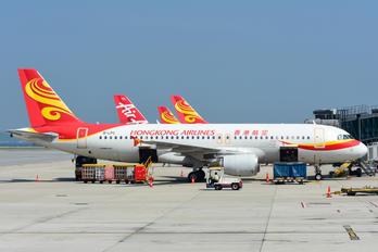B-LPC - Hong Kong Airlines Airbus A320