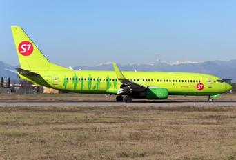 VP-BQD - S7 Airlines Boeing 737-800