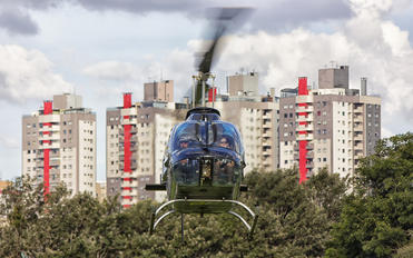 PT-HEO - Helisul Táxi Aéreo Bell 206B Jetranger III