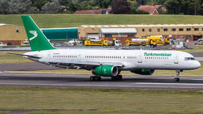 EZ-A014 - Turkmenistan Airlines Boeing 757-200