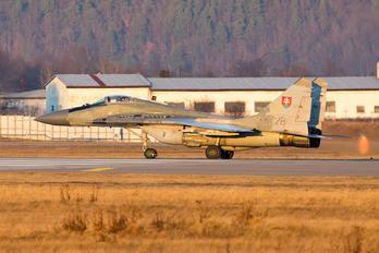 6728 - Slovakia -  Air Force Mikoyan-Gurevich MiG-29AS