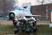 9349 - Poland - Air Force Mikoyan-Gurevich MiG-21UM aircraft