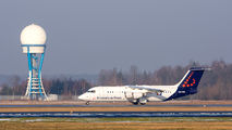 OO-DWA - Brussels Airlines British Aerospace BAe 146-300/Avro RJ100 aircraft