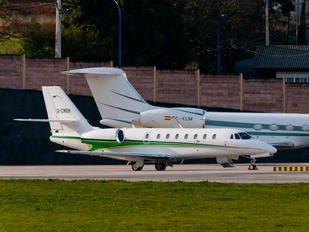 D-CMDH - Aerowest Cessna 680 Sovereign