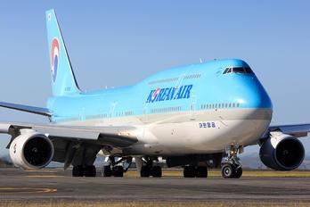 HL7633 - Korean Air Boeing 747-8