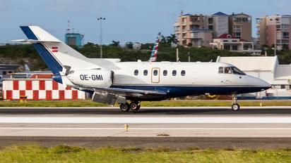 OE-GMI - Eurofly Service Raytheon Hawker 800XP