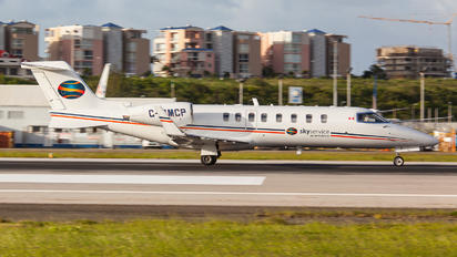 C-GMPC - Skyservice Business Aviation Bombardier Learjet 45